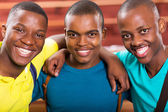 African college boys — Stock Photo