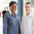 Businesswomen in office — Stock Photo #42427053