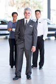 Successful sales staff — Stok fotoğraf