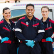 Group of paramedics — Stock Photo #49181921