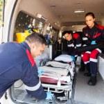 Paramedic team — Stock Photo #49184343