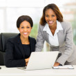 African american business women in office — Stock Photo #50600587