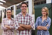 Robotników rolnych — Zdjęcie stockowe