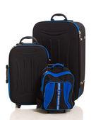 Luggage bags — Stock Photo