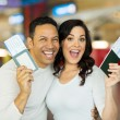 Couple going on vacation — Stock Photo #51625175