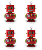 Pequeño robot — Foto de Stock
