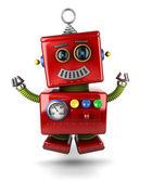 Kleine roboter — Stockfoto