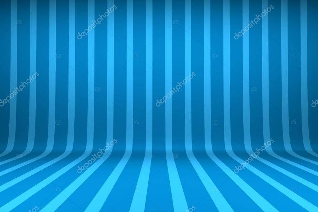 Empty studio with striped backdrop — Stock Photo #13610184