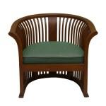 Classic armchair — Stock Photo #13813779