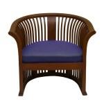 Classic armchair — Stock Photo #13813781