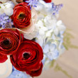 Beautiful roses bouquet  — Foto de Stock