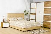 Nowoczesna sypialnia — Zdjęcie stockowe