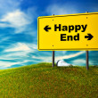 Happy or end — Stock Photo #2863080