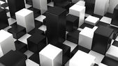 Abstract checker background — Stock Photo