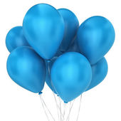 Bunch of balloons — Stockfoto