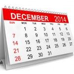2014 Calendar — Stock Photo #35963211