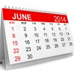 2014 Calendar — Stock Photo #35963227
