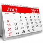 2014 Calendar — Stock Photo #35963229