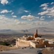 Ishak Pasha palace — Stock Photo