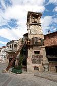 Tbilisi falling tower. — Stock Photo