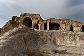 Cueva de uplistsikhe ciudad. — Foto de Stock