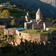 Stock Photo: Monastery of Tatev, Armenia.