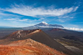 Kamchatka valley. — Stock Photo