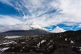 Paisaje de Kamchatka. — Foto de Stock