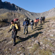 Trekking on Kamchatka. — Stock Photo #25097757