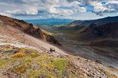 Kamtjatka landskap. — Stockfoto