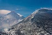Sopka kamenná krajina. — Stock fotografie
