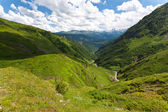 Magic mountain landscape. — Stock Photo