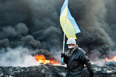 Revolution in Ukraine. — Stock Photo