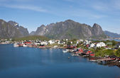 Lofoten island, Norway. — Stock Photo