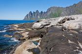 Senja, Norway — Stock Photo