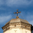 Cupola of St. Demetrius Church, Bucharest - Stock Photo