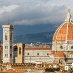 Basilica Santa Maria Del Fiore, Florence — Stock Photo #19221083