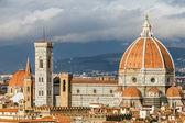 Basilica Santa Maria Del Fiore, Florence — Stock Photo