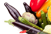 Fresh Colorful Vegetables — Stock Photo