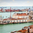 Venice - Punta Della Dogana — Stock Photo