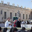 Stock Photo: Pope Francis Inauguration Mass