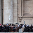 The Pope Francis Inauguration Mass — Stock Photo
