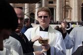 Ceremony Of Benediction — Stock Photo