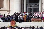 Pope Francis Installation Ceremony — Stock Photo