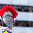 Swiss Guard — Stock Photo