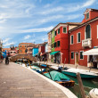 View Of Burano — Stock Photo