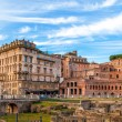 Panoramic View Of Imperial Forums — Stock Photo #26060849