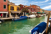Canal In Murano — Stock Photo