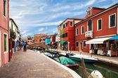 View Of Burano — Stock Photo