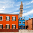 Leaning Tower In Burano — Stock Photo #26271239